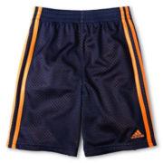 adidas® Mesh Shorts - Boys 2t-7x