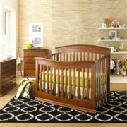 Rockland Easton Baby Furniture Collection - Cocoa