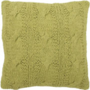 Corbin Knitted Decorative Pillow