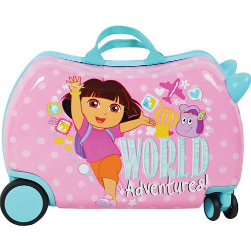Nickelodeon Dora Cruizer Adventures Dora the Explorer Hardside Luggage