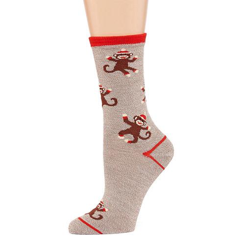 Legale Crew Socks - Womens