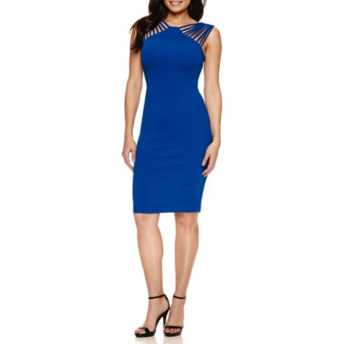 jcpenney.com | Bisou Bisou Sleeveless Bodycon Dress