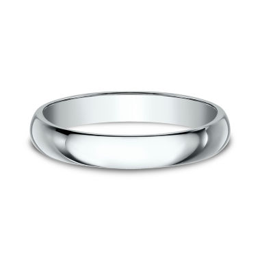 jcpenney.com | Women's 10K White Gold 3MM Traditional Wedding Band