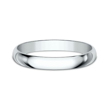 jcpenney.com | Women's 14K White Gold 25MM Traditional Wedding Band