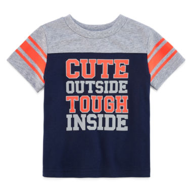 jcpenney.com | Okie Dokie Graphic T-Shirt-Baby Boys
