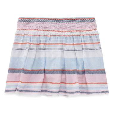 jcpenney.com | Arizona Smocked Scooter Skirt