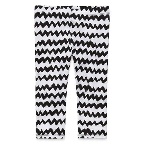 Total Girl Knit Capri Leggings Girls
