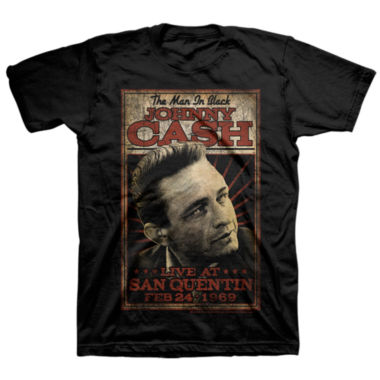 jcpenney.com | Johnny Cash Graphic T-Shirt