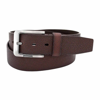 jcpenney.com | Stacy Adams Pebble Grained Embossed Belt