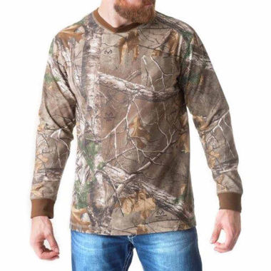 jcpenney.com | Realtree Long Sleeve Crew Neck T-Shirt