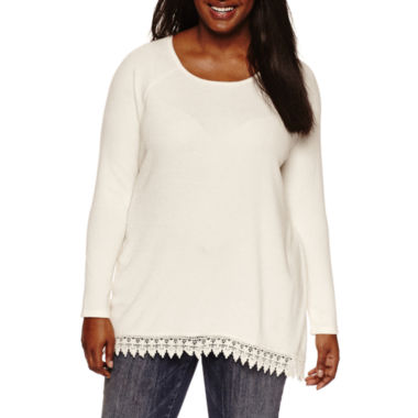 jcpenney.com | Freshman Tunic Top Juniors Plus