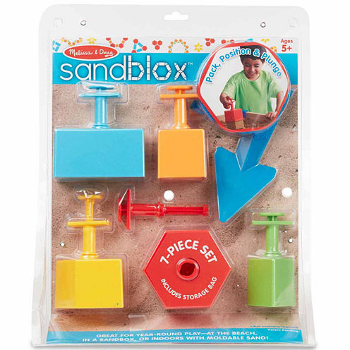 Melissa And Doug Sandblox