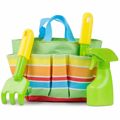 Melissa And Doug True 4-Pc. Playground Giddy Buggy Tote Set Balls