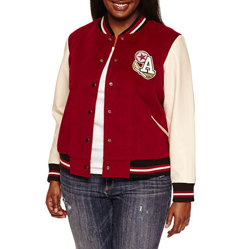 Arizona Varsity Jacket Juniors Plus