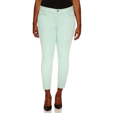 jcpenney.com | Arizona Skinny Fit Jeggings-Juniors Plus