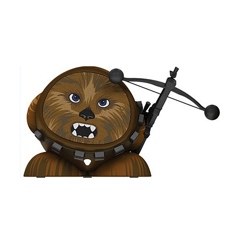 KIDdesigns Star Wars Chewbacca Mini Rechargeable Bluetooth Speaker