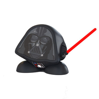 jcpenney.com | KIDdesigns Star Wars Darth Vader Mini Rechargeable Bluetooth Speaker