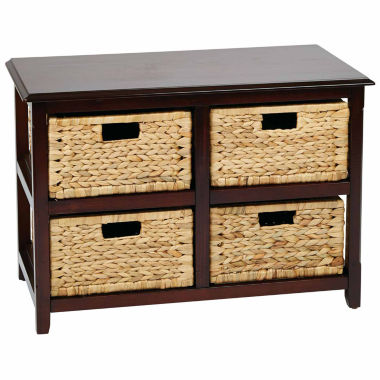 jcpenney.com | Seabrook 2-Tier Storage Accent Cabinet