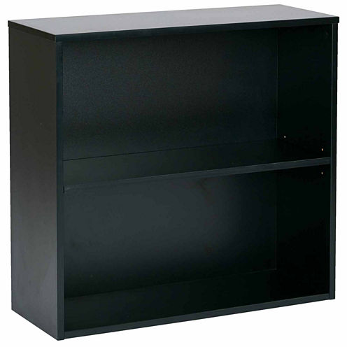Prado 30 In. 2-Shelf Bookshelf