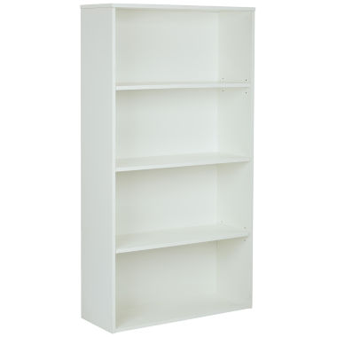 jcpenney.com | Prado 60 In. 4-Shelf Bookshelf