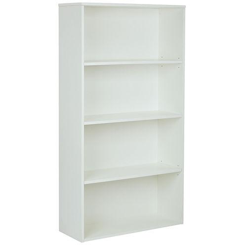 Prado 60 In. 4-Shelf Bookshelf