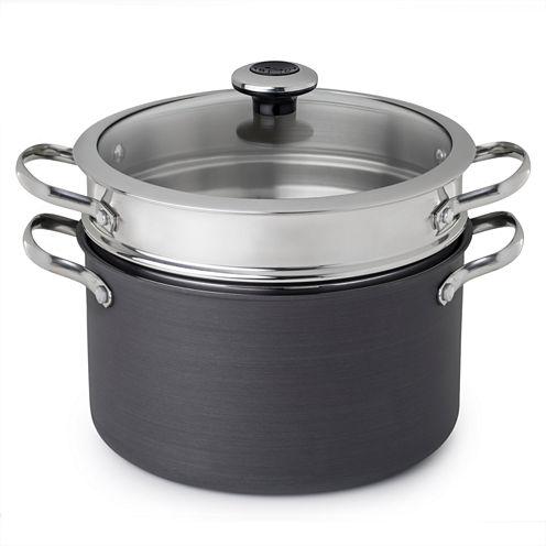 3-pc. Aluminum Pasta Pot