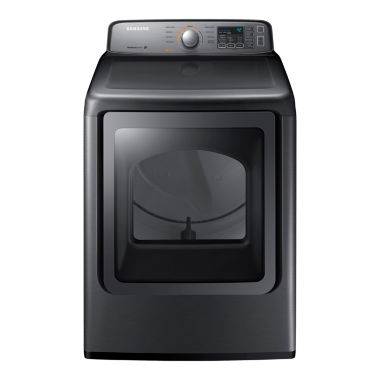 jcpenney.com | Samsung 7.4 Cu. Ft. Gas Dryer with Sensor Dry