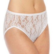 Vanity Fair® Illumination® Helenca Lace High-Cut Panties