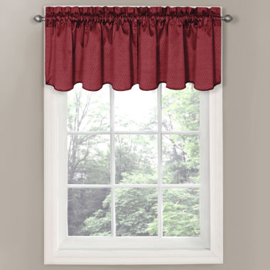 jcpenney.com | Eclipse® Canova Rod-Pocket Valance