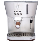 CLOSEOUT! Krups® Silver Art Espresso Machine