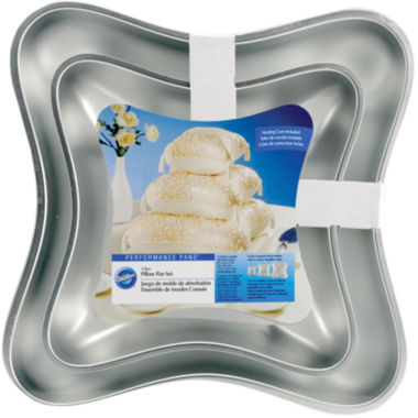 jcpenney.com | Wilton® Performance 3-pc. Cake Pan Set