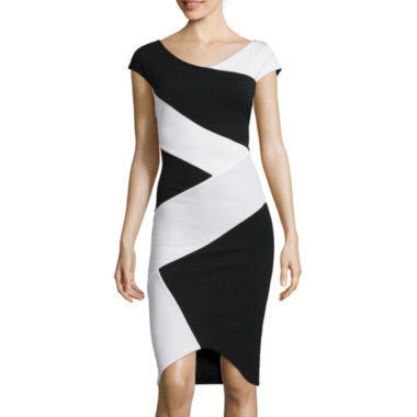 jcpenney.com | Fifth & Park Colorblock Bodycon Dress