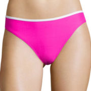 Arizona Solid Hipster Swim Bottom - Juniors