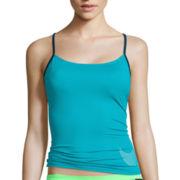 Nike® Racerback Tankini Swim Top