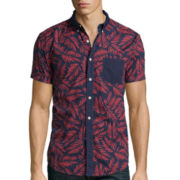 Arizona Short-Sleeve Poplin Shirt