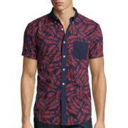 Arizona Short-Sleeve Poplin Shirt