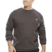 Champion® Fleece Crewneck Sweatshirt - Big & Tall