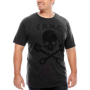 The Foundry Supply Co.™ Skull & Bones Tee - Big & Tall