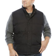 The Foundry Supply Co.™ Puffer Vest - Big & Tall