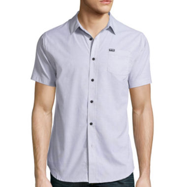 jcpenney.com | Zoo York® Walk The Line Short-Sleeve Woven Shirt