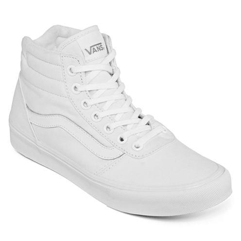 Vans® Milton Hi Womens Lace-Up Shoes