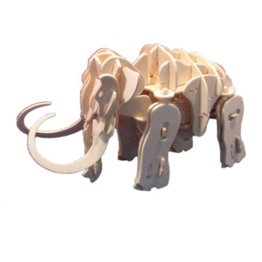 jcpenney.com | Robotime 3D Mammoth Puzzle with Sounds