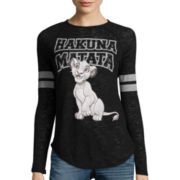 Lion King Hakuna Matata Long-Sleeve T-Shirt