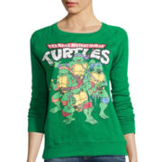 Long-Sleeve Reversible Teenage Mutant Ninja Turtles Sweatshirt