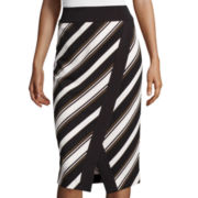 Worthington® Scuba Skirt - Tall