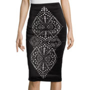 Bisou Bisou® High-Waist Skirt