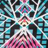 Graphic Weave Prin