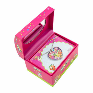 jcpenney.com | Shopkins Mirror Jewelry Box With Pendant
