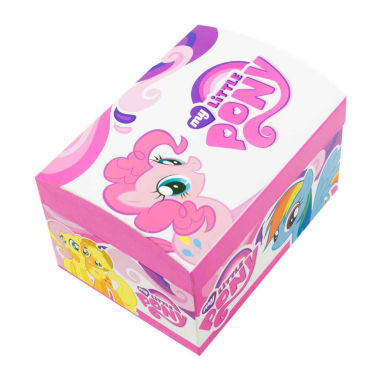 jcpenney.com | My Little Pony Mirror Jewelry Box With Pendant