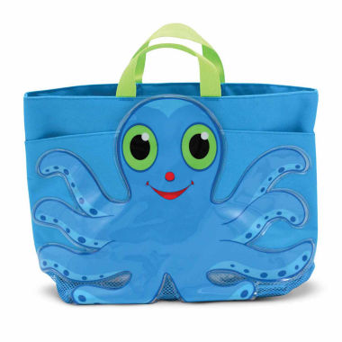jcpenney.com | Melissa & Doug Flex Octopus Beach Tote Bag